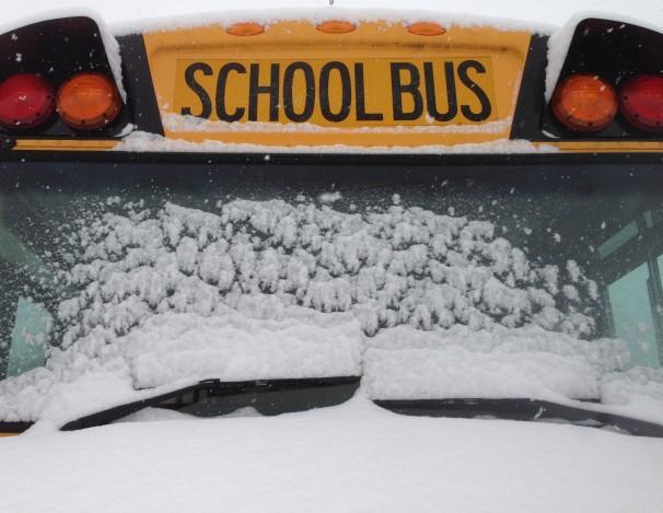 Esse ônibus, por exemplo, não vai a lugar algum.