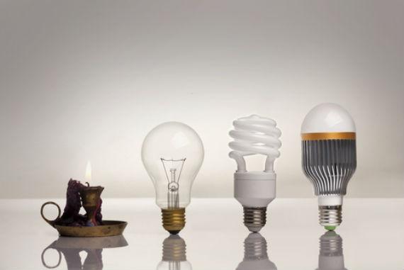 O LED é um dos maiores exemplos de inovação disruptiva, conceito que está passando a iluminar também a área da educação.  FONTE: Brian Solis
