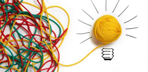 A criatividade e a capacidade de produzir novas ideias são habilidades interessantes para o aluno de graduação.  Fonte: The Happiness Project