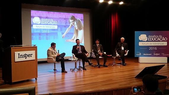 Fórum de Lideranças: Desafios da Educação – Um dia para repensar o ensino
