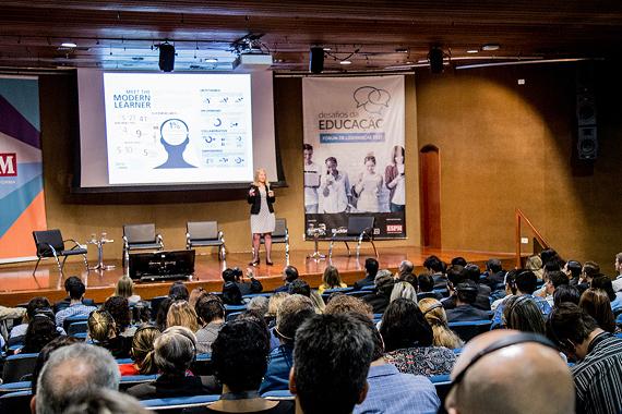 Um debate plural sobre o presente e o futuro da educação no Brasil