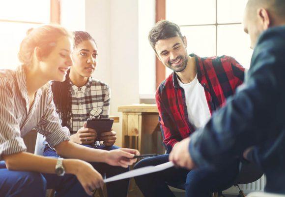 Aulas colaborativas são foco do Peer Instruction