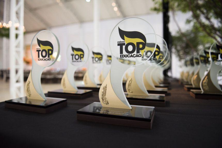 Prêmio Top Educação abre espaço para o ensino superior e reconhece iniciativas destaques no mercado