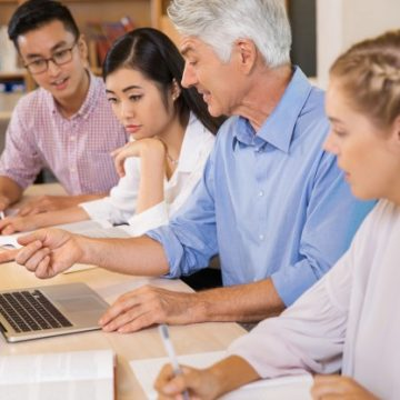 Formação docente continuada: momento de planejamento nas IES
