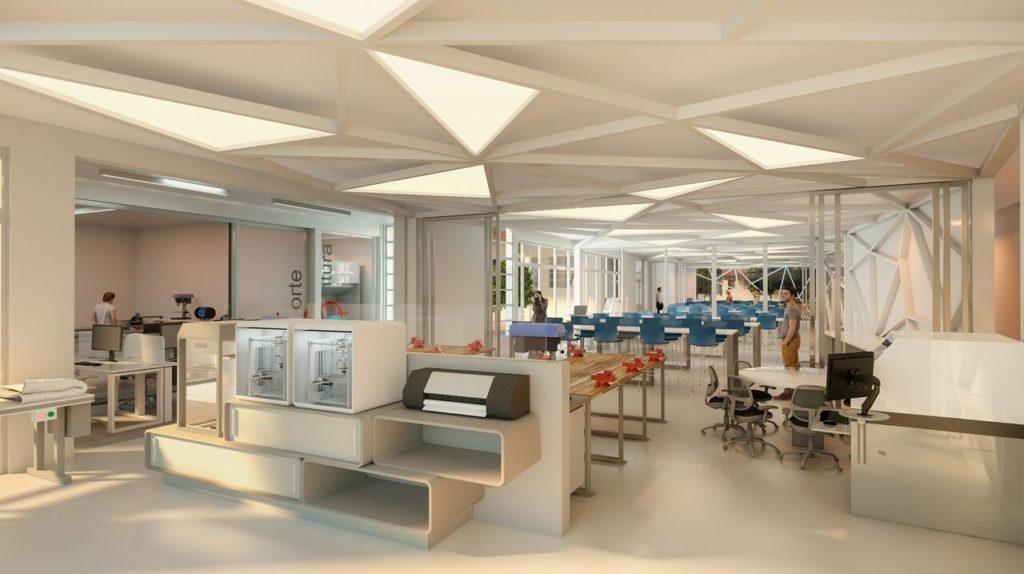 Laboratório de fabricação só faz sentido associado à uma proposta inovadora de aprendizado – o que na instituição do ABC Paulista ocorreu no modelo de Ensino Híbrido