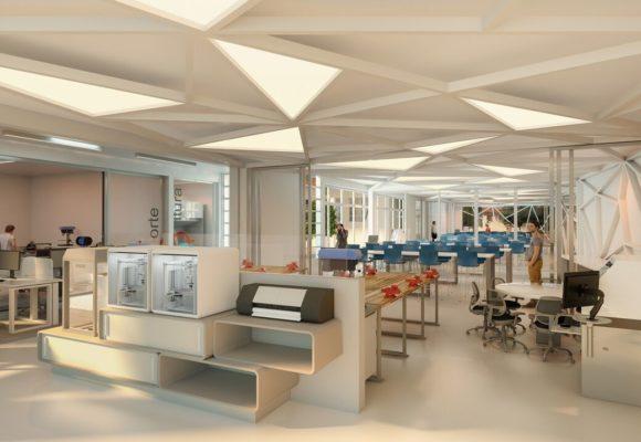 No Instituto Mauá, laboratório de fabricação vai além dos protótipos
