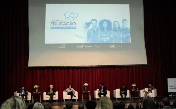 IES brasileiras marcam presença no Fórum de Lideranças: Desafios da Educação 2018