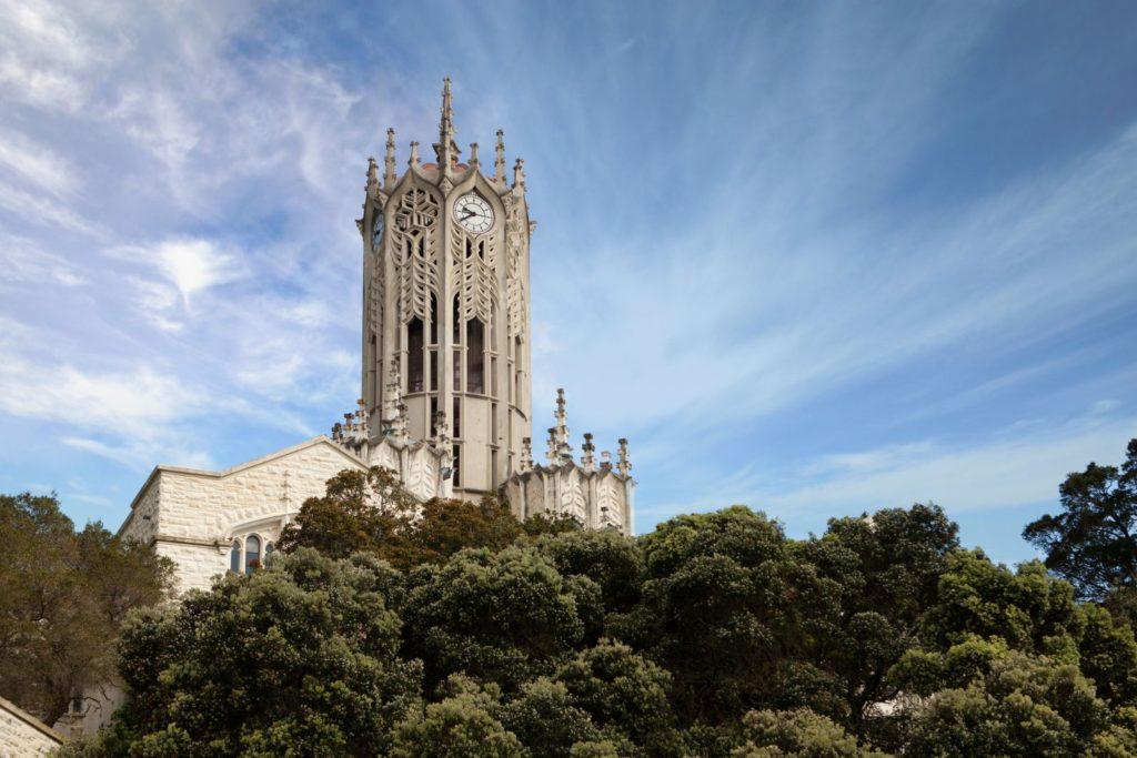 Universidade de Auckland, da Nova Zelândia: país é um dos líderes no ensino por competências. (FOTO: Visual Hunt)