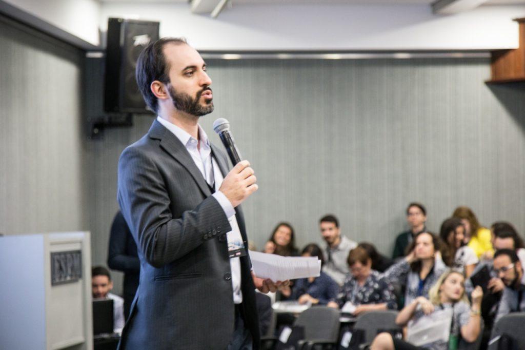 Pavlos Dias, gerente nacional da Blackboard (Foto: Divulgação)