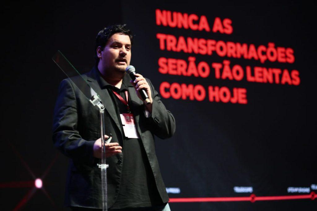 Guilherme Pereira, diretor de Inovação Corporativa da Fiap (Foto: Guilherme Veloso/Fnesp)
