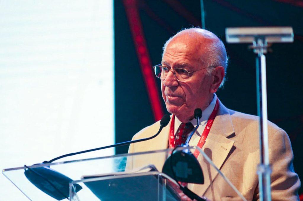 José Pastore, pesquisador e sociólogo da FEA e FIA/USP (Foto: Guilherme Veloso/Fnesp)