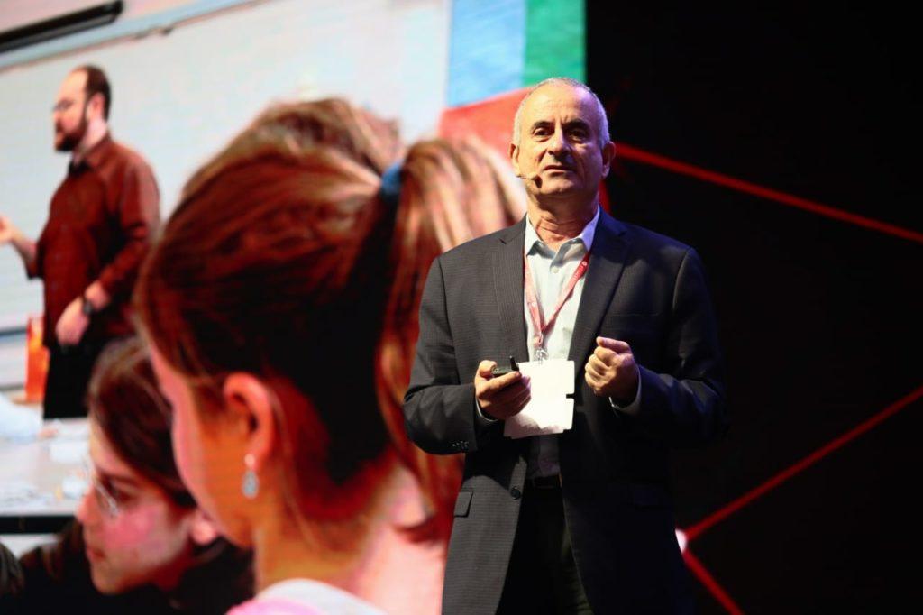 Maurício Garcia, vice-presidente de Inovação e Ensino da Adtalem Brasil(Foto: Guilherme Veloso/Fnesp)