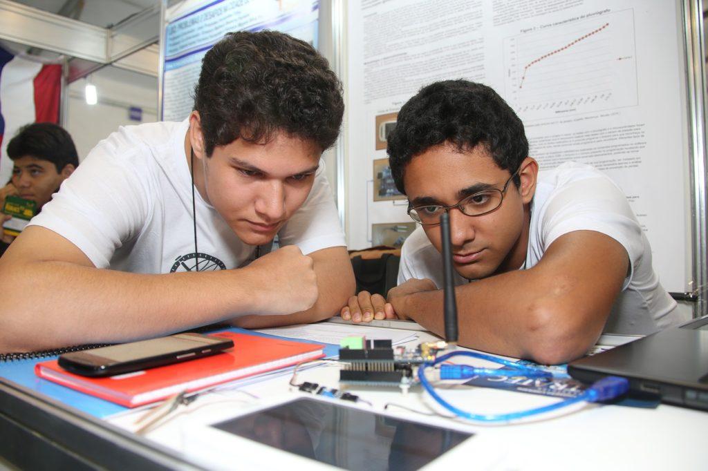 As mudanças tecnológicas impactaram o futuro da engenharia. Crédito: Marcos Santos/USP Imagens.