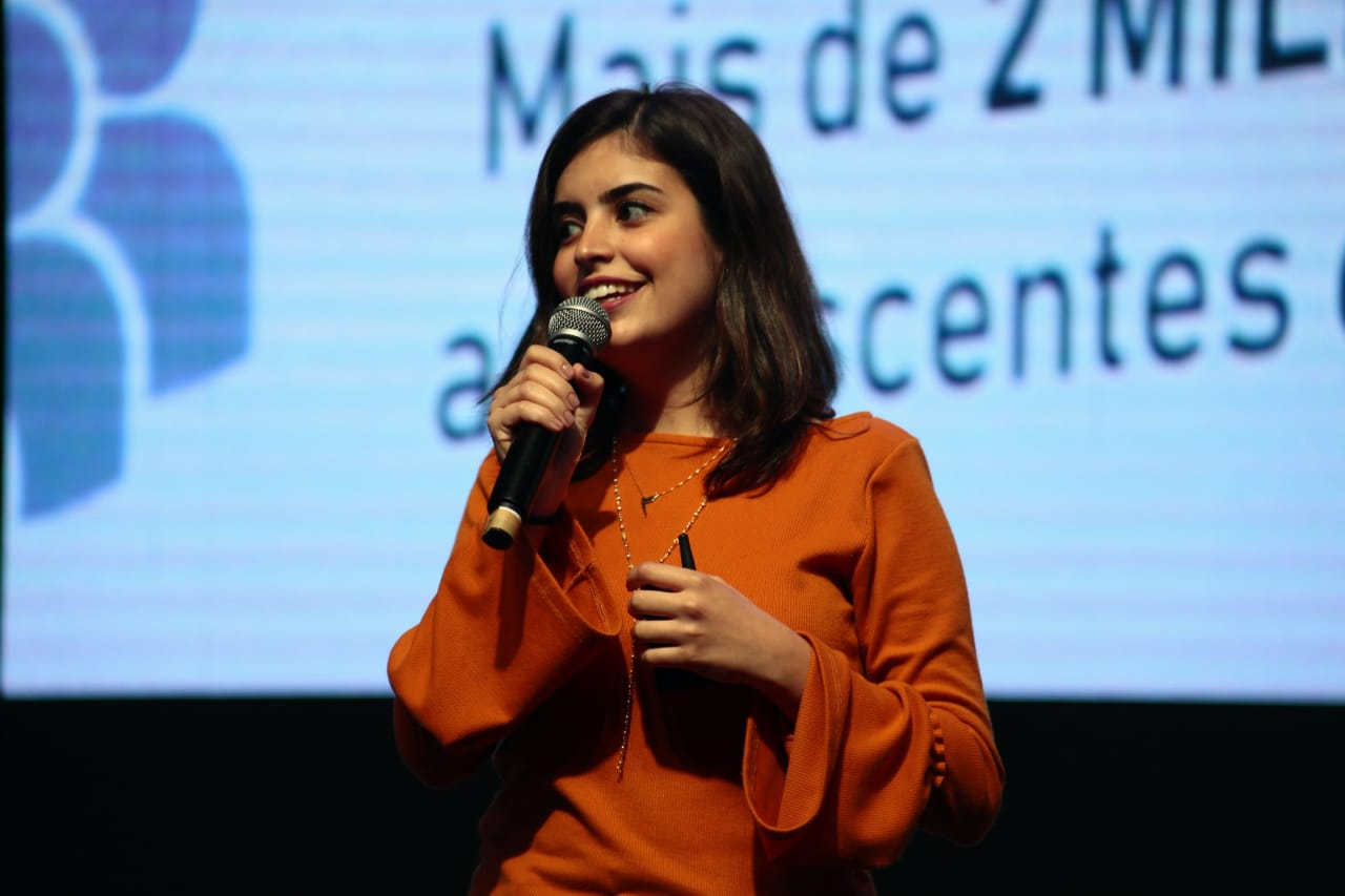 Tábata Amaral, cientista política (Foto: Guilherme Veloso/Fnesp)