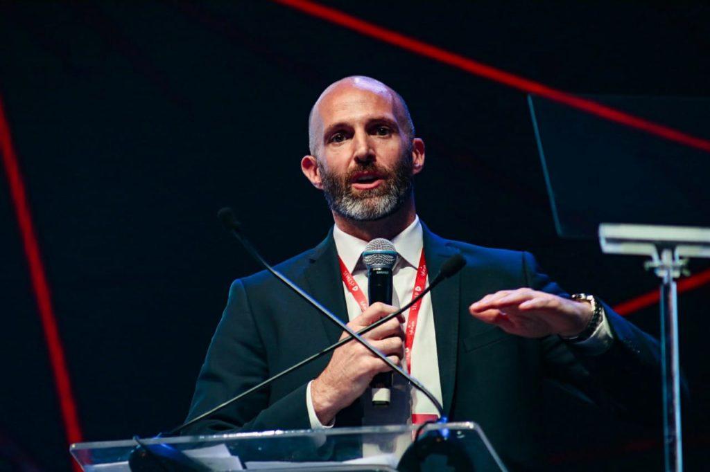 Thomas Philbeck, diretor do Fórum Econômico Mundial (Foto: Guilherme Veloso/Fnesp)