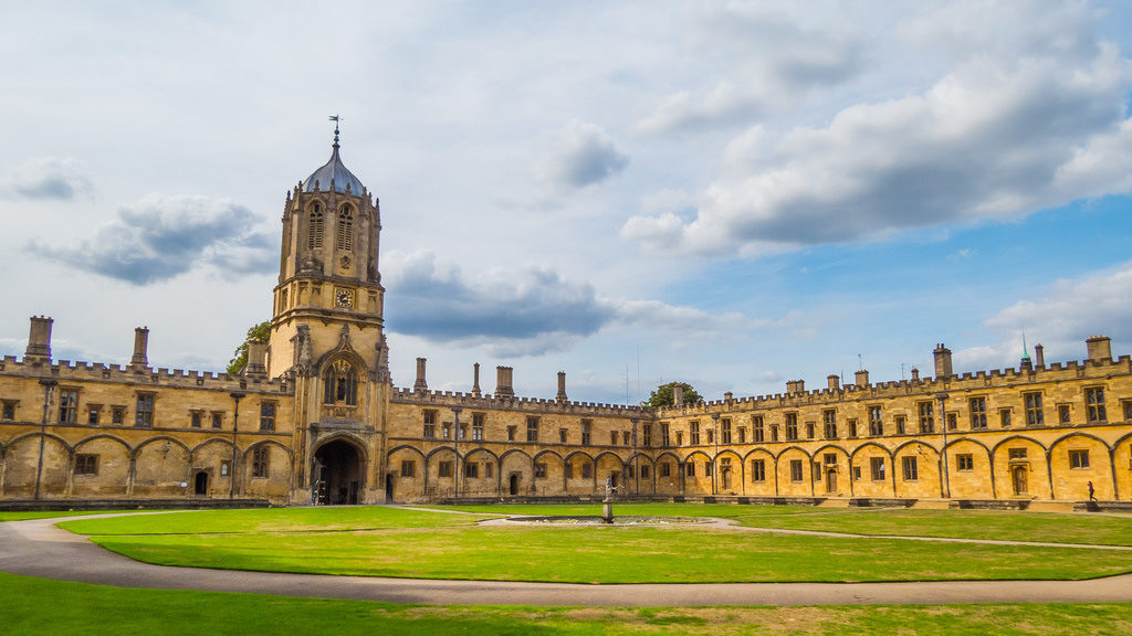 Universidade de Oxford, na Inglaterra (Foto: Unsplash)