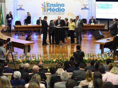 De acordo com as novas diretrizes, a graduação em Direito, por exemplo, segue com duração de cinco anos e cria três disciplinas obrigatórias (Foto: Luis Fortes/MEC)