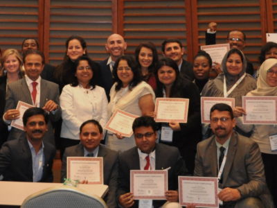 Participantes da 21º Fórum Acadêmico do Século 21 (Créditos: Divulgação).