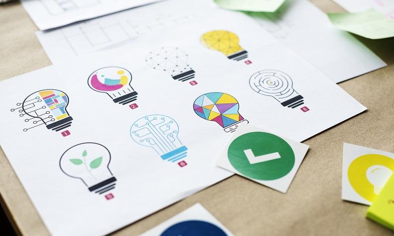 O design thinking é uma metodologia colaborativa que tem como principal atributo transformar o estudante em agente ativo do próprio aprendizado. Crédito: reprodução.