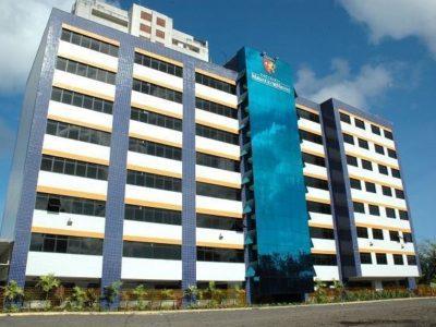 Prédio da Uninassau em Pernambuco, Recife (Foto: Reprodução)