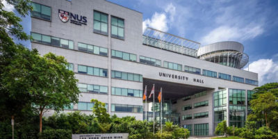 singapura educação
