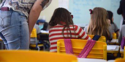 educação em turno integral