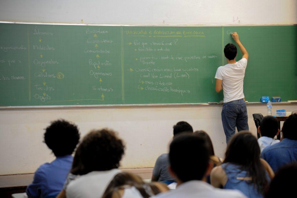 carreira docente