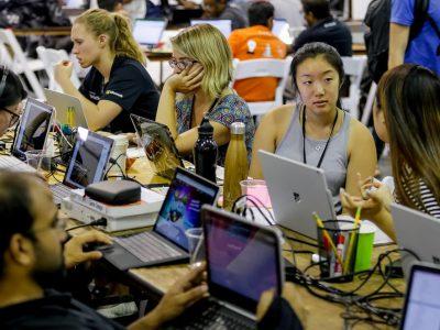 Enade hackathon