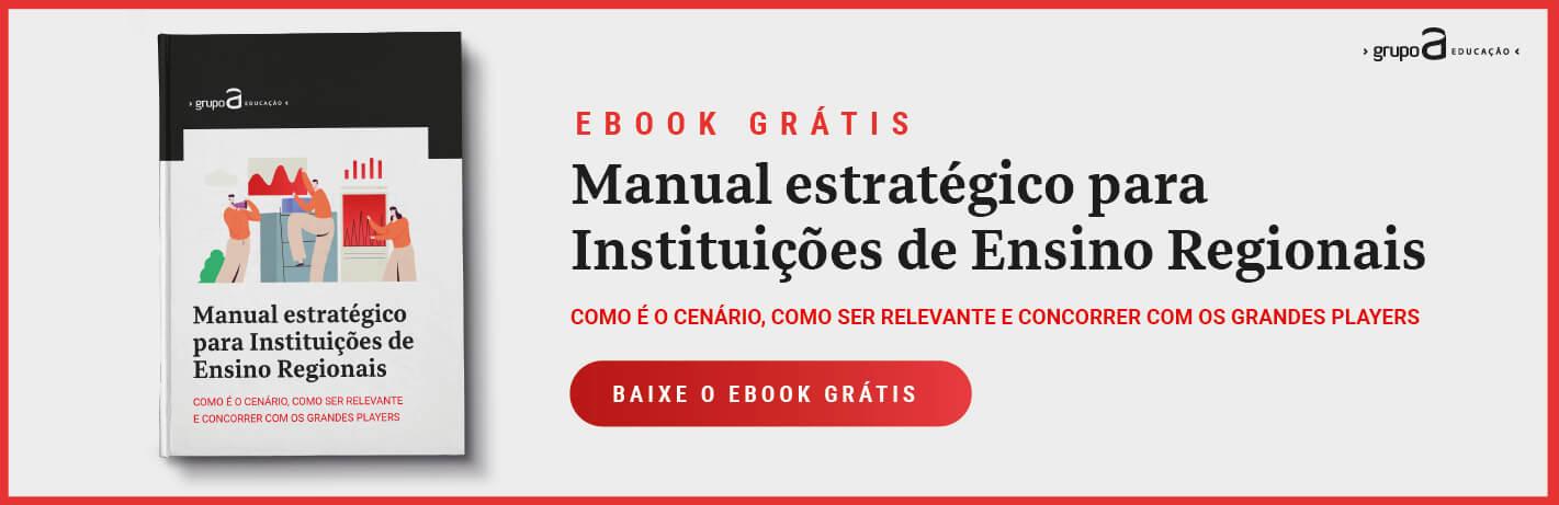 Ebook Manual estratégico para IES Regionais
