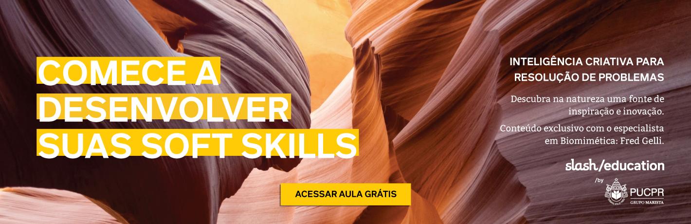 Aula gratuita soft skills criatividade