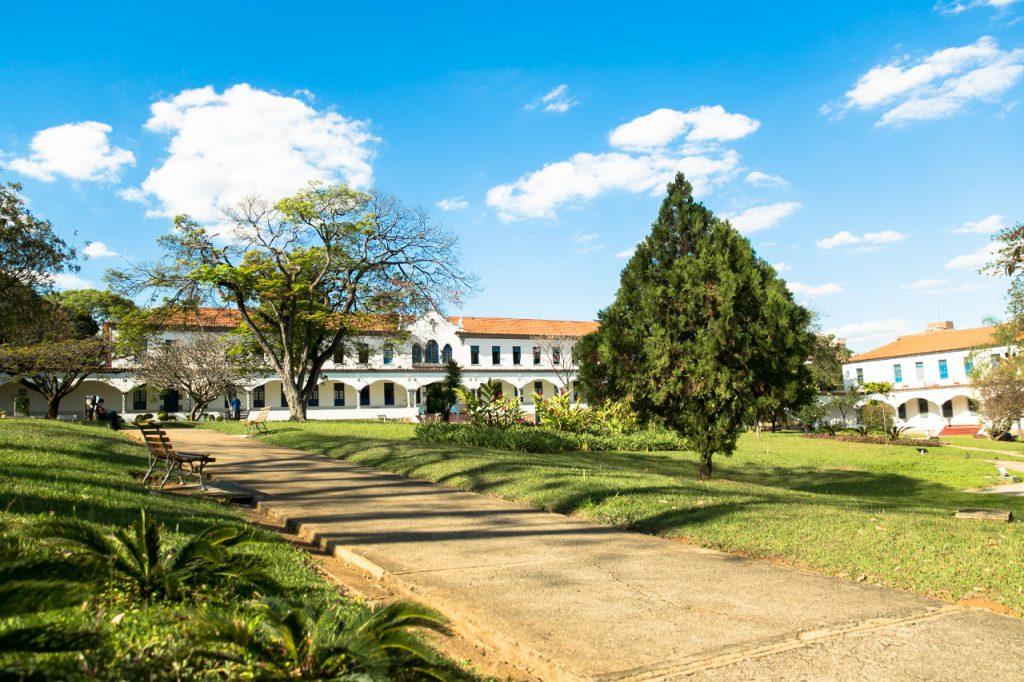 Campus PUC Minas. Crédito: Divulgação.