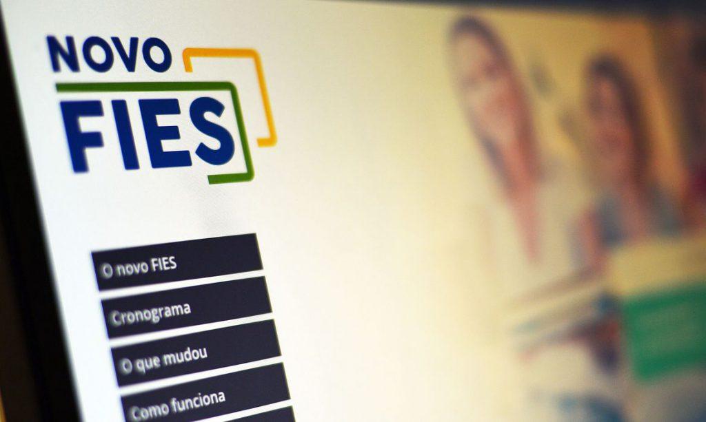 Em meio a crise do coronavírus, o MEC prorroga prazo para a validação do fies. Crédito: Marcello Casal Jr/Agência Brasil.