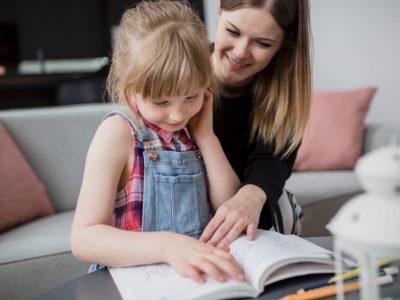 estudo filhos quarentena