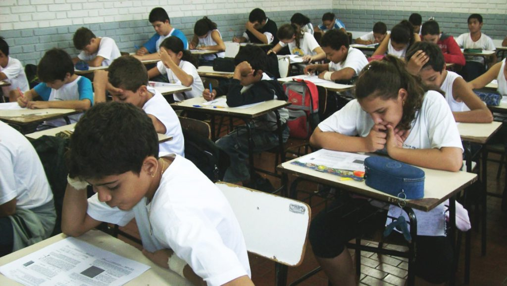 Saeb passará de 6,8 milhões para 29,2 milhões de estudantes avaliados