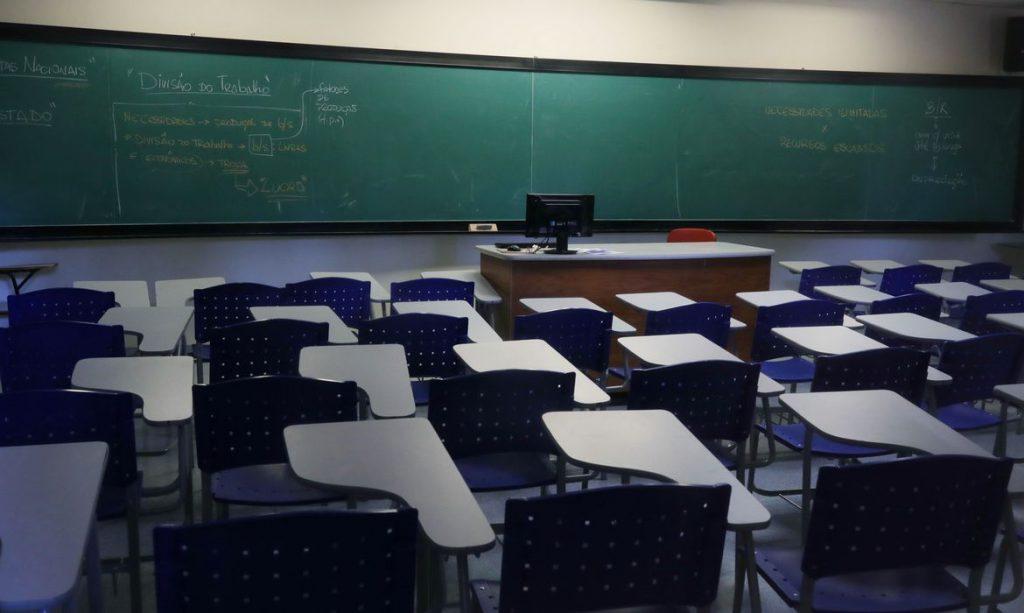 MEC prorroga aulas online nas IES federais. Crédito: Agência Brasil.