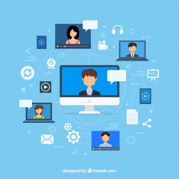 Desde do início da quarentena, as lives, webinars e eventos online preencheram as agendas de pessoas em todo o mundo.