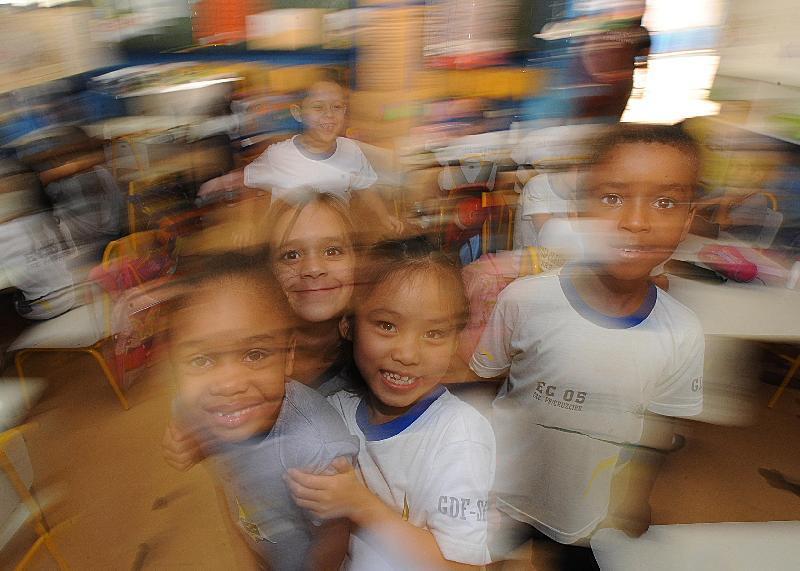 O estado de São Paulo registra um caso de injuria racial em estabelecimentos de ensino a cada cinco dias. Crédito: Agência Brasil.