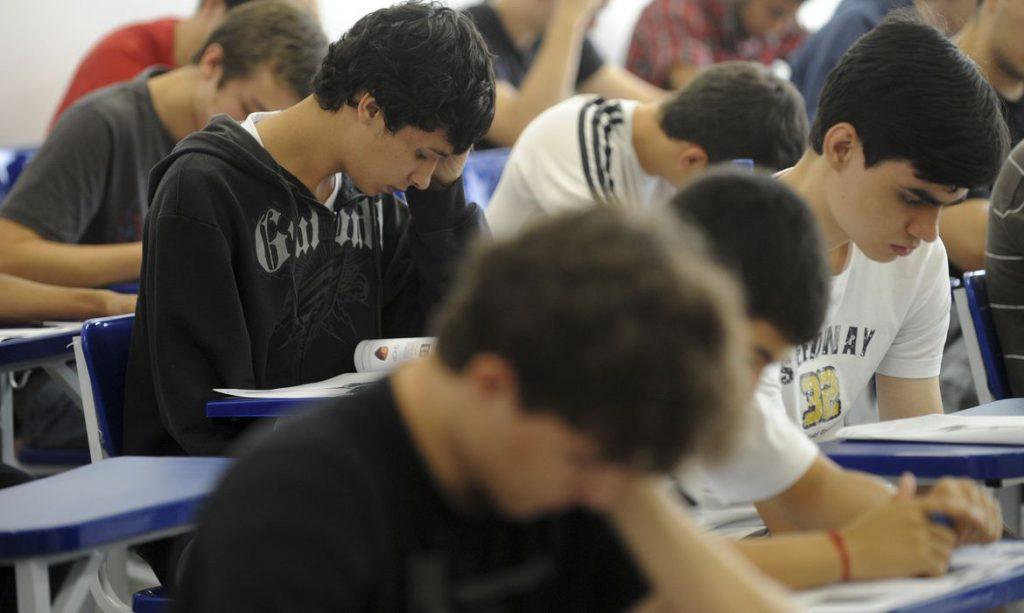 Repetir o ano letivo; Educadores são contrários ao tema. Crédito: Agência Brasil.