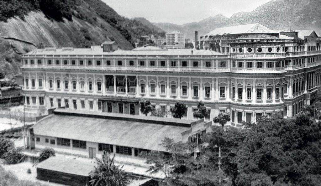 Faculdade Nacional de Medicina da UFRJ.