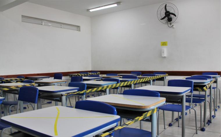 Estudo comprova que um ano letivo sem aulas presenciais leva a uma redução significativa na aprendizagem dos alunos.