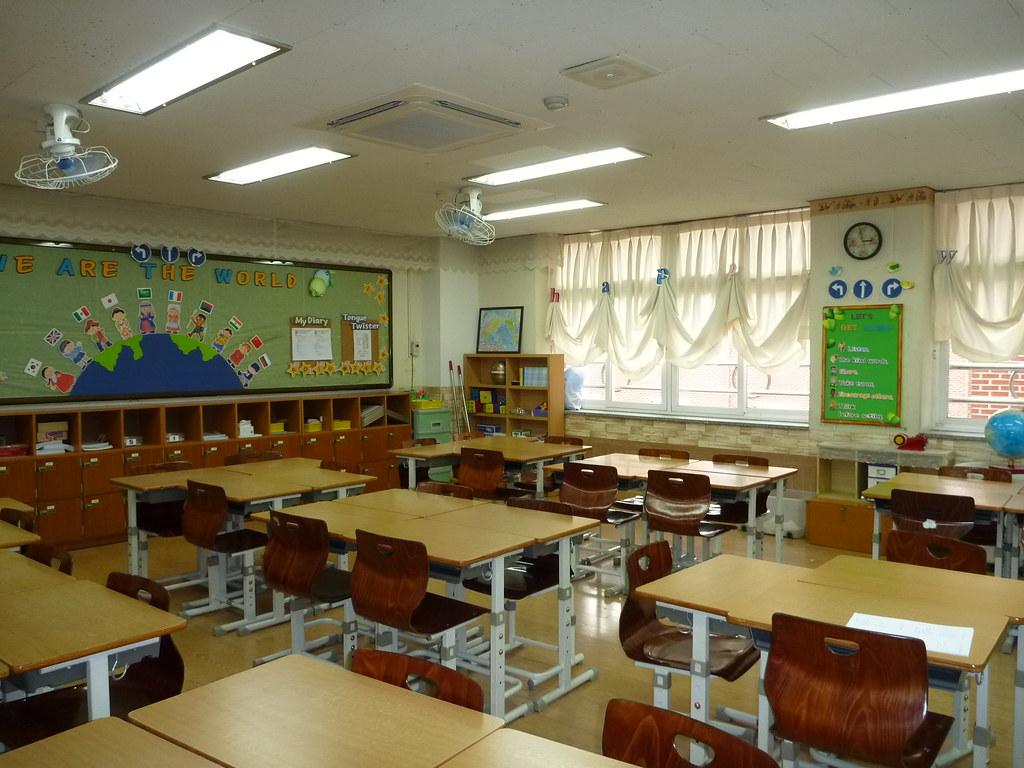 Em Nova York, as escolas voltaram a fechar as portas por causa da segunda onda da pandemia. Credito: Knitty Marie/CC BY-SA.