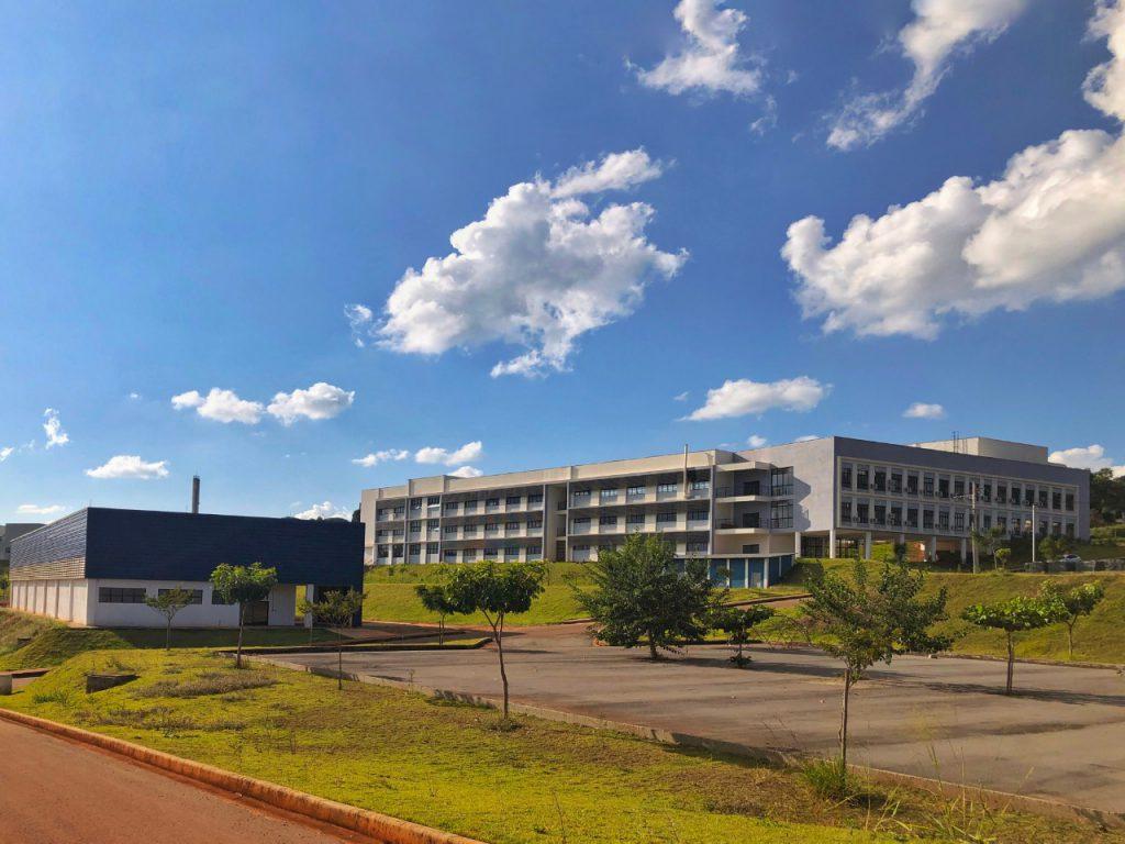 Campos de Engenharia Civil da Ufla.