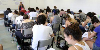 Prevista anteriormente para janeiro, retomada das aulas presenciais foi revista pelo MEC após conversa com representantes de universidades e entidades representativas. Crédito: Marcos Santos/USP Imagens.