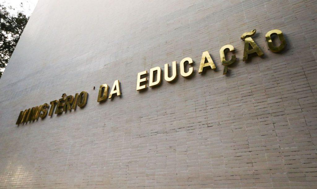 As decisões do MEC têm como objetivo tentar forçar a volta presencial às aulas nas universidades do país. Crédito: Marcelo Camargo/Agência Brasil.