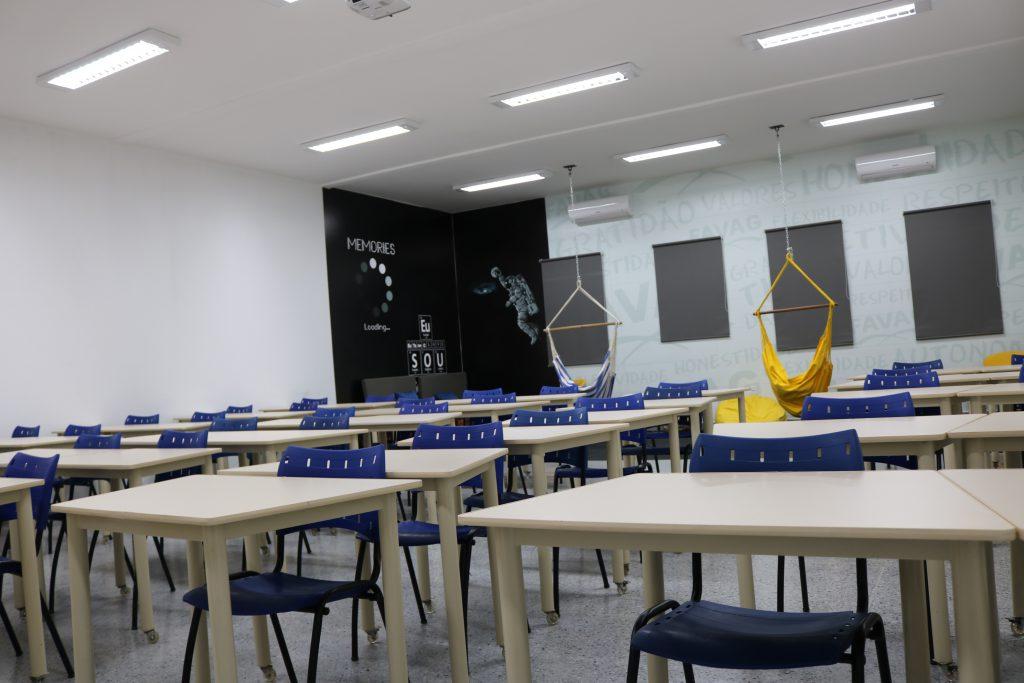 Impacto da pandemia nas pequenas faculdades. Crédito: Divulgação/FAVAG.
