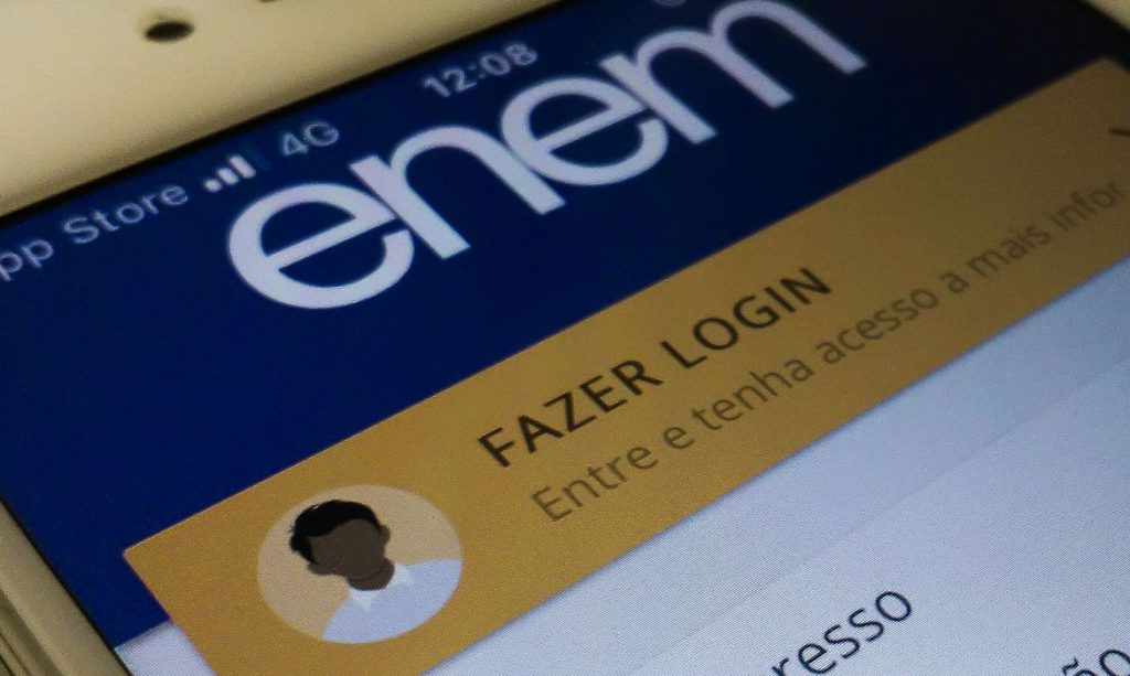 O Enem utiliza um sistema de correção chamado teoria de resposta ao item (TRI). Crédito: Marcello Casal Jr/Agência Brasil.