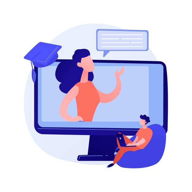 É possível aplicar o storytelling na educação de diversas formas. As mais tradicionais são a oral e a escrita. Crédito: Freepik.