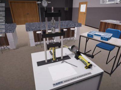 Laboratórios virtuais sendo utilizados na prática