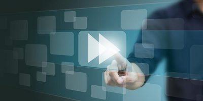 vídeo acelerado